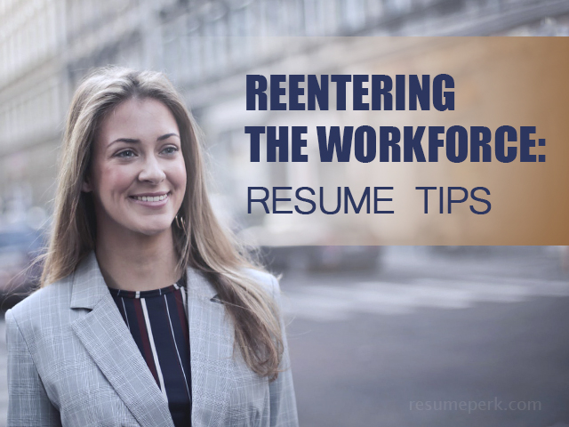 Writing your own Resume Steps